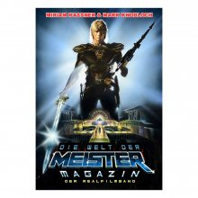 Masters of the Universe Book Die Welt der Meister Magazin: Der R