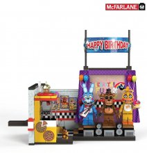 Five Nights at Freddy´s 2 Large Stavebnice Wave 5 The Toy