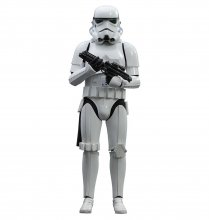 Star Wars Movie Masterpiece Akční figurka 1/6 Stormtrooper Delux
