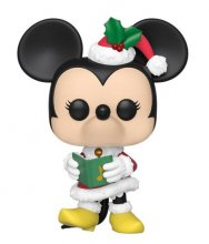 Disney Holiday POP! Disney Vinylová Figurka Minnie 9 cm