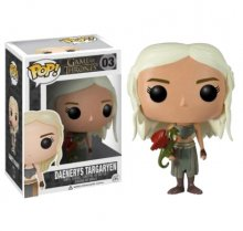 Game of Thrones POP! Vinyl Figure Daenerys Targaryen 10 cm