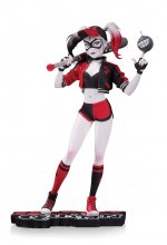DC Comics Red, White & Black Statue Harley Quinn by Mingjue Hele