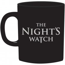 Game of Thrones hrnek Night's Watch