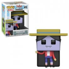 Adventure Time / Minecraft POP! Television Vinylová Figurka Marc