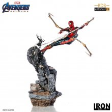 Avengers: Endgame BDS Art Scale Socha 1/10 Iron Spider vs Outri