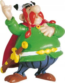 Asterix Figure Vitalstatistix the chief 6 cm