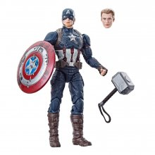 Marvel Legends Series Akční figurka Captain America Power & Glor