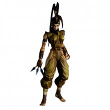 Super Street Fighter sběratelská figurka Ibuki / Play Arts Kai