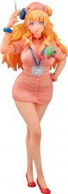 Please Tell Me! Galko-chan Socha PVC 1/8 Galko Nurse Style 21 c