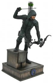Arrow TV Series DC Gallery PVC Socha Green Arrow 23 cm
