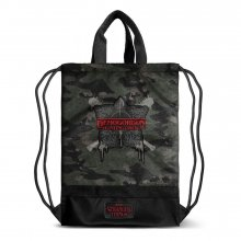 Stranger Things Gym Bag Hunting