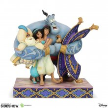 Disney Socha Group Hug (Aladdin) 20 cm