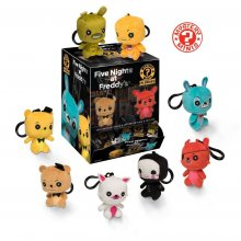 Five Nights at Freddy's Mystery Mini Plushies plyšový přívěšek n