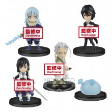 That Time I Got Reincarnated as a Slime WCF ChiBi PVC Statues 7