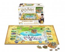 Harry Potter 4D Large Puzzle The Wizarding World (800 pieces)