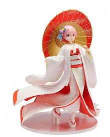 Re:ZERO -Starting Life in Another World- PVC Socha 1/7 Ram -Shi