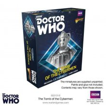 Doctor Who Exterminate! Miniatures The Tomb of the Cybermen *Eng