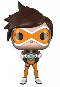 Overwatch POP! Games Vinyl Figure Tracer 9 cm