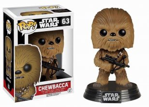 Star Wars Episode VII POP! Vinyl Bobble-Head Chewbacca 10 cm