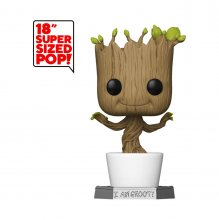 Guardians of the Galaxy Super Sized POP! Marvel Vinylová Figurka