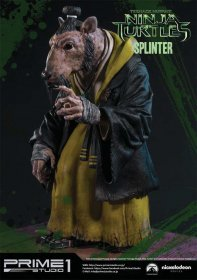 Teenage Mutant Ninja Turtles Museum Master Line Statue Splinter