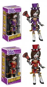 Borderlands Rock Candy Vinyl Figures Mad Moxxi 13 cm Assortment