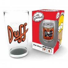Simpsonovi pulitr Duff Simpsons