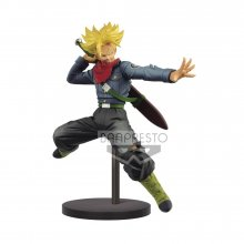 Dragon Ball Super Chosenshiretsuden PVC Socha SSJ Future Trunks
