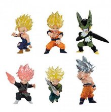Dragonball Super Figures 5 cm The Adverge Motion prodej v sadě (