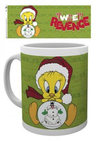 Looney Tunes Hrnek Tweety Christmas