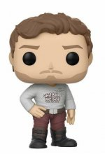Guardians of the Galaxy 2 POP! Vinyl Bobble-Head Star-Lord 9 cm