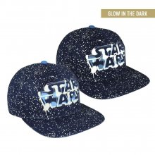 Star Wars Snapback kšiltovka Logo (Glow-in-the-Dark)