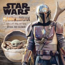 Star Wars The Mandalorian Calendar 2021 *English Version*