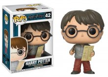 Harry Potter POP! Movies Vinyl Figure Harry Potter with Marauder