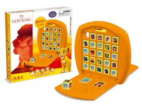 The Lion King Top Trumps Match *Multilingual*