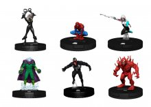 Marvel HeroClix: Spider-Man and Venom Absolute Carnage Fast Forc