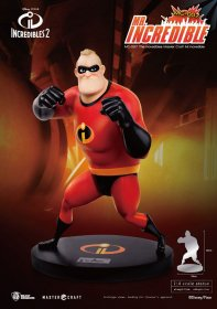 Úžasňákovi Master Craft Socha 1/4 Mr. Incredible 45 cm