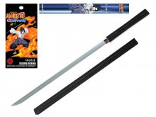Naruto Shippuden Pěnový meč with Wooden Handle Sasuke Uchiha 99