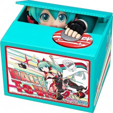 Hatsune Miku GT Project PVC Talking pokladnička Racing Miku 2020