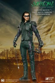 Arrow Real Master Series Akční figurka 1/8 Green Arrow 23 cm