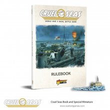 Cruel Seas Miniatures Game Rulebook *English Version*