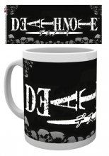 Death Note Mug Logo