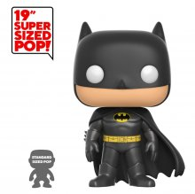 DC Comics Super Sized POP! Heroes Vinylová Figurka Batman 48 cm