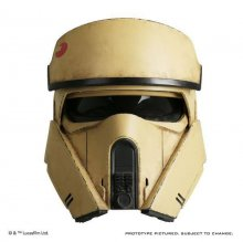 Star Wars Rogue One Replica 1/1 Shoretrooper Helmet Accessory Ve