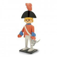 Soška Playmobil Nostalgia Collection Guard´s Officer 25 cm