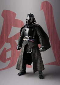 Star Wars Meisho Movie Realization Akční figurka Samurai Kylo Re