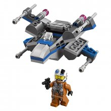 LEGO Star Wars Microfighters Episode VII Resistance X-Wing