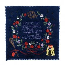 Kiki's Delivery Service Mini Towel Noble Wreath 25 x 25 cm