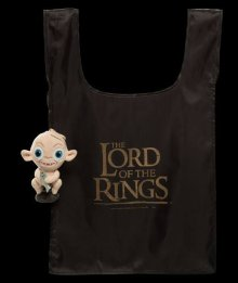 Lord of the Rings Carry-Cature Plush Bag Clip Gollum