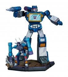 Transformers Classic Scale Socha Soundwave 24 cm